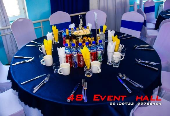 48 event hall