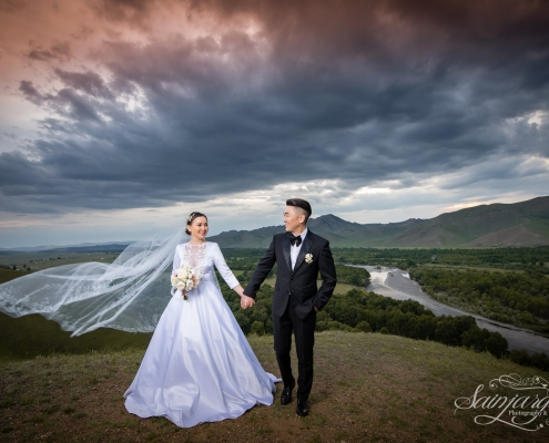 Mongolian Wedding Photographer
