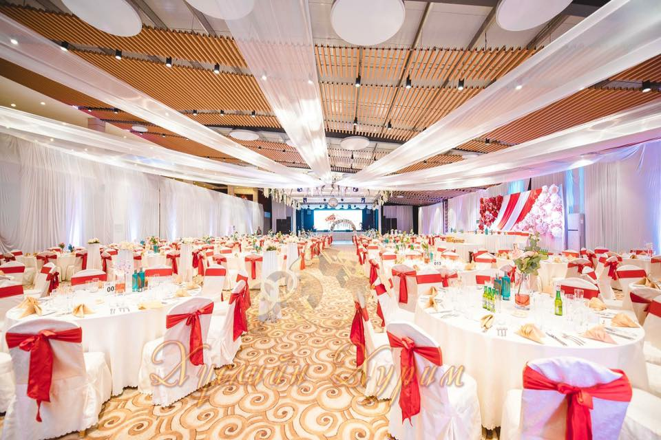 One event hall