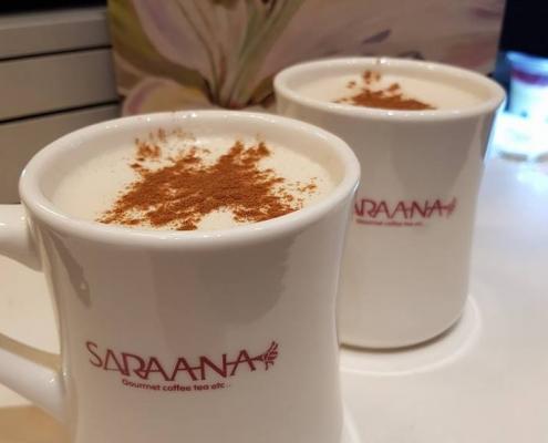 Saraana Coffee Shop